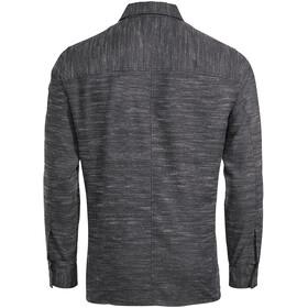 VAUDE Mineo T-shirt à manches longues Homme, phantom black